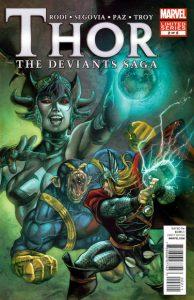 Thor: The Deviants Saga #2 (2012)