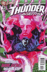 T.H.U.N.D.E.R. Agents #3 (2012)