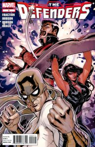 Defenders #2 (2012)