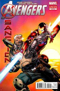 Avengers: X-Sanction #2 (2012)