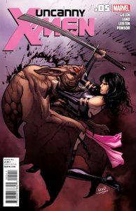Uncanny X-Men #5 (2012)