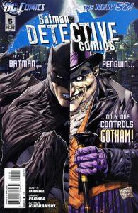Detective Comics #5 (2012)
