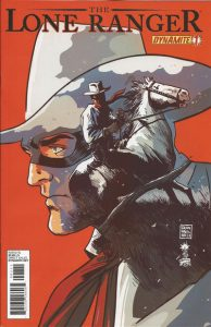 The Lone Ranger #1 (2012)
