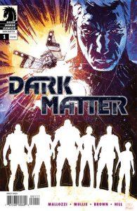 Dark Matter #1 (2012)