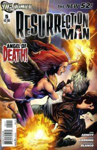 Resurrection Man #5 (2012)
