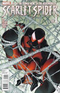 Scarlet Spider #1 (2012)