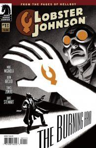 Lobster Johnson: The Burning Hand #1 (2012)