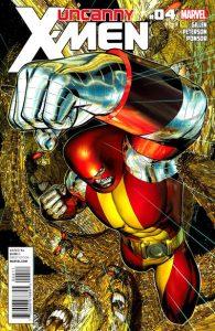 Uncanny X-Men #4 (2012)