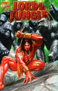 Lord of the Jungle #1 (2012)