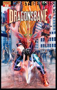 Kirby: Genesis - Dragonsbane #1 (2012)