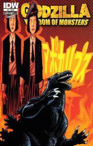 Godzilla: Kingdom of Monsters #11 (2012)