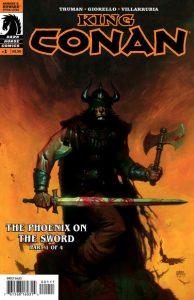 King Conan: The Phoenix on the Sword #1 [5] (2012)