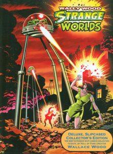 Wally Wood: Strange Worlds of Science Fiction #[nn] (2012)