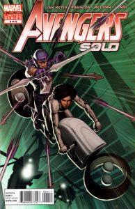 Avengers: Solo #4 (2012)