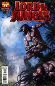 Lord of the Jungle #2 (2012)