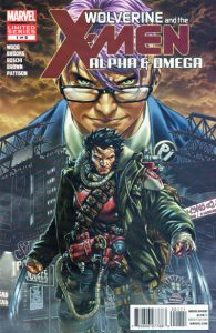 Wolverine and the X-Men: Alpha and Omega #1 (2012)