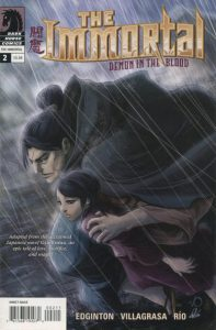The Immortal: Demon in the Blood #2 (2012)