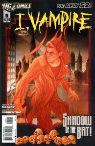 I, Vampire #5 (2012)