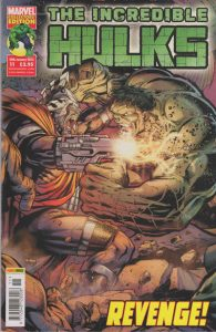 The Incredible Hulks #11 (2012)
