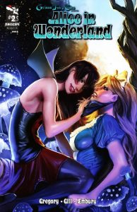 Grimm Fairy Tales Presents Alice in Wonderland #2 (2012)