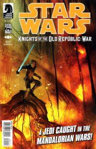 Star Wars: Knights of the Old Republic - War #1 (2012)