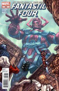 Fantastic Four #602 (2012)
