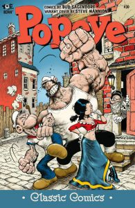 Classic Popeye #30 (2012)