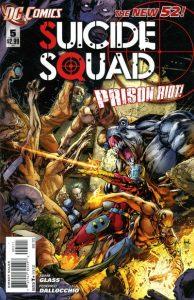 Suicide Squad #5 (2012)