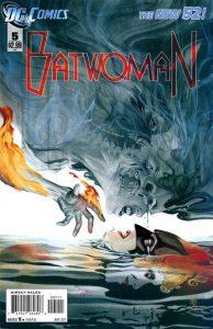 Batwoman #5 (2012)