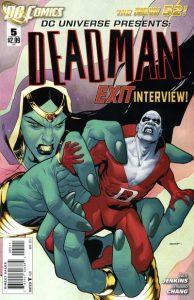 DC Universe Presents #5 (2012)