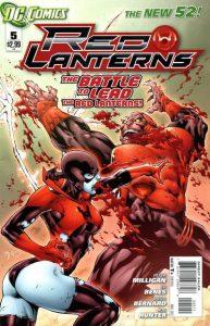 Red Lanterns #5 (2012)