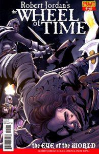 Robert Jordan's The Wheel of Time: The Eye of the World #21 (2012)