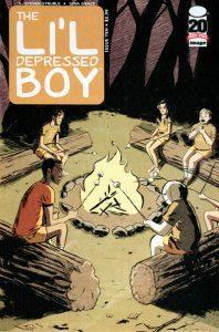 The Li'l Depressed Boy #10 (2012)