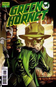 Green Hornet #24 (2012)