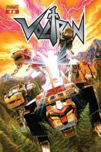 Voltron #2 (2012)