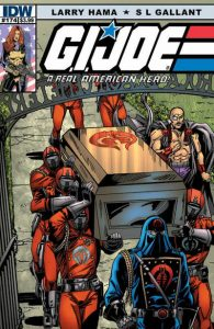 G.I. Joe: A Real American Hero #174 (2012)