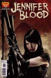 Jennifer Blood #11 (2012)