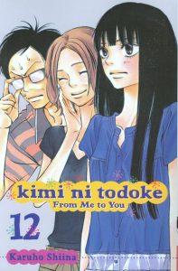 Kimi ni todoke #12 (2012)