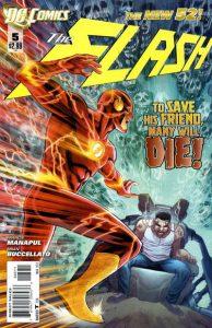 The Flash #5 (2012)