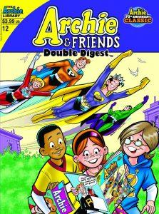 Archie & Friends Double Digest Magazine #12 (2012)