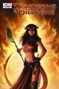 Dungeons & Dragons #15 (2012)