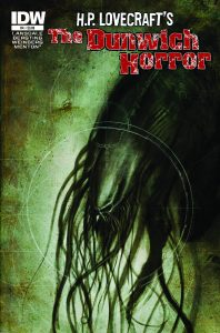 H.P. Lovecraft's: The Dunwich Horror #4 (2012)