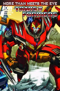 The Transformers: More Than Meets the Eye #1 (2012)