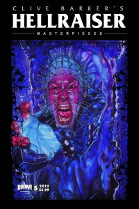 Clive Barker's Hellraiser Masterpieces #5 (2012)