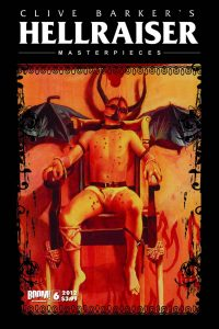 Clive Barker's Hellraiser Masterpieces #6 (2012)