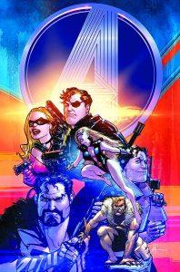 Avengers 1959 #5 (2012)