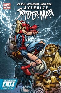 Avenging Spider-Man #3 (2012)