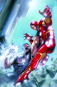 Avengers Annual #1 (2012)