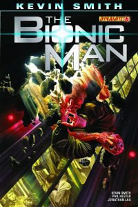 Bionic Man #6 (2012)