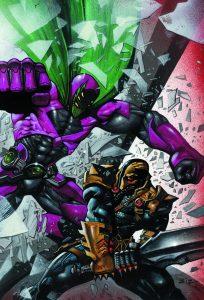 Deathstroke #5 (2012)